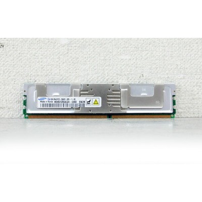 M395T2953CZ4-CE60 SUMSUNG 1GB DDR2-667 PC2-5300F ECC Fully Buffered 1.8V 240pin【中古】