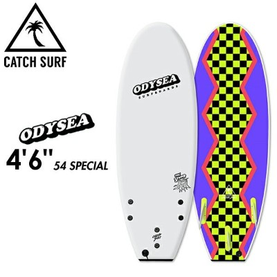 """CATCH SURF キャッチサーフ ODYSEA 54"""" SPECIAL TRI Fin サーフィン ソフトボード 3カラー"""