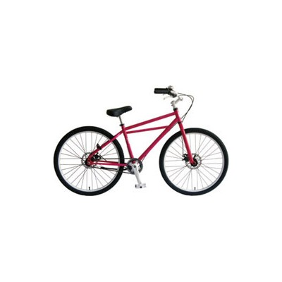 【〜40.0kg】INZIST BICYCLE 26インチクルーザー SS ピンク SS-PK【kk9n0d18p】◆