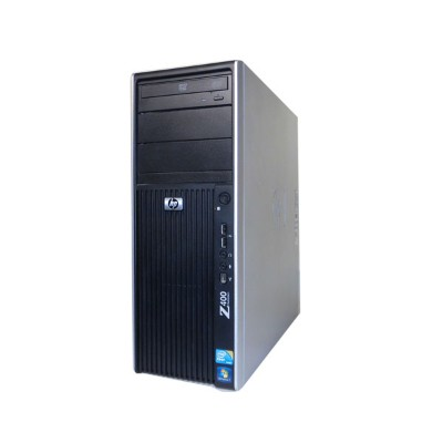 Windows7 Pro 64bit 中古ワークステーション HP Workstation Z400 VS933AV 水冷モデル 後期型 Xeon W3565 3.2Ghz/12GB/250GB...