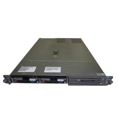 HP ProLiant DL360 G4 368134-291【中古】Xeon 3.0GHz/1GB/73GB×2