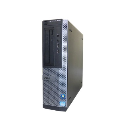 Windows7 Pro 64Bit 中古パソコン DELL(デル) OPTIPLEX 3010 DT Core i3-3220 3.33GHz/4GB/500GB/MULTI/Win7Pro...