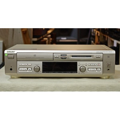 【中古】SONY CD/MD デッキ MXD-D3