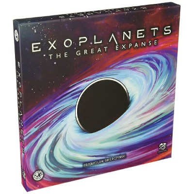 Exoplanets: The Great Expanse(拡張セット)【並行輸入品】【新品】ボードゲーム アナログゲーム テーブルゲーム ボドゲ 【宅配便のみ】