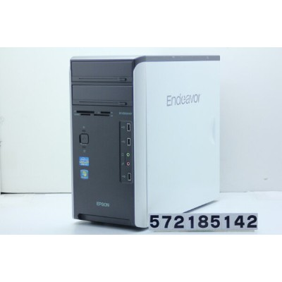 EPSON Endeavor MR6900 Core i7 2700K 3.5GHz/8GB/1TB/DVD/Win10/GeForce GTS450【中古】【20181227】