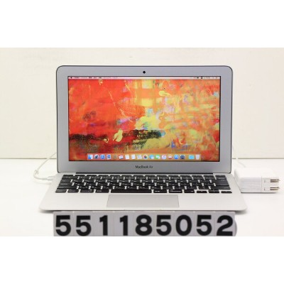 Apple MacBook Air A1465 Mid 2013 Core i5 4250U 1.3GHz/8GB/512GB(SSD)/11.6W/FWXGA(1366x768)/MacOSX10...