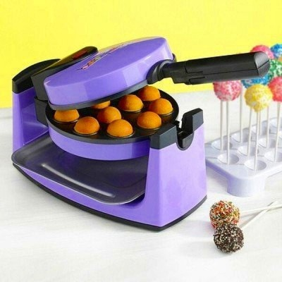 ベビーケーキ ミニケーキポップメーカー 12個 BabyCakes Flip-Over Complete Cake Pops Maker Kit CP-34R