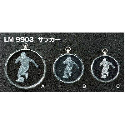 LMクリスタルメダル (高級プラケース入り) LM9903PA/A-1