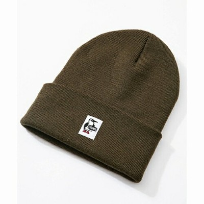KnitCap CHUMS(チャムス)(ニットキャップ)-Green