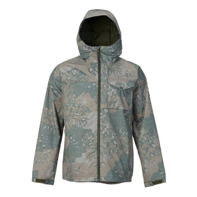 BURTON MNS Portal Jacket 2018SSFORESTNIGHT HAWAIIAN
