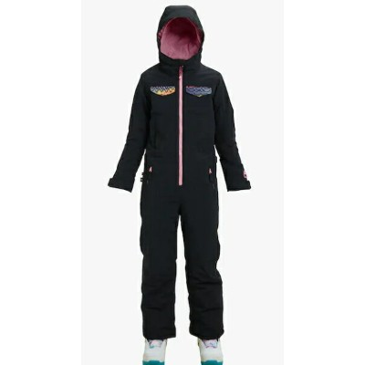 Girls' Burton Game Piece One Piece2019FW True Black / Technicat Dream