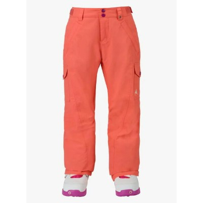 Girls' Burton Elite Cargo Pant Georgia Peach 2018FW