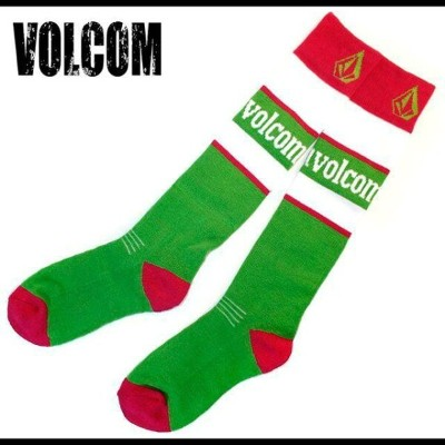 09-10 VOLCOM SALINE COOLMAX TECH SOCK JWL