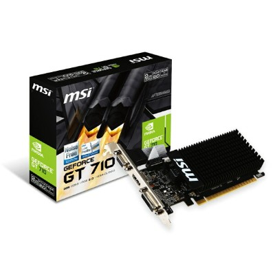 msi ビデオカード GEFORCE GT 710 2GD3H LP [NVIDIA GeForce GT 710 / 2GB]