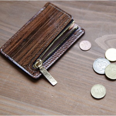 【ふるさと納税】076001. Coin case /「LEATHERS by Kei Arabuna」