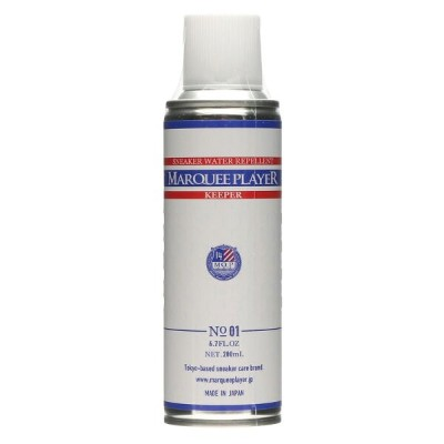 MARQUEE PLAYER SNEAKER WATER REPLLENT KEEPER NO.01(マーキープレイヤー スニーカー ウォーター リプレント キーパー ナンバー01)【コーティング】...