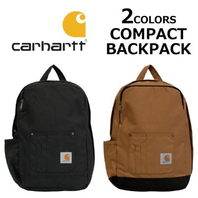 CARHARTT カーハート COMPACT BACKPACK コンパクト バックパックリュックサック デイパック バッグ カバン 鞄 490301メンズ レディース プレゼント ギフト 通勤 通学