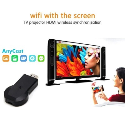 AnyCast Wi-Fi ミラーリング iPhone/android/Mac/Windows