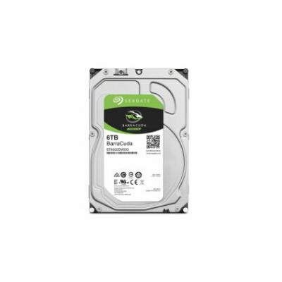 【送料無料】Seagate Guardian Barracudaシリーズ 3.5インチ内蔵HDD 6TB SATA 6.0Gb/s 256MB ST6000DM003