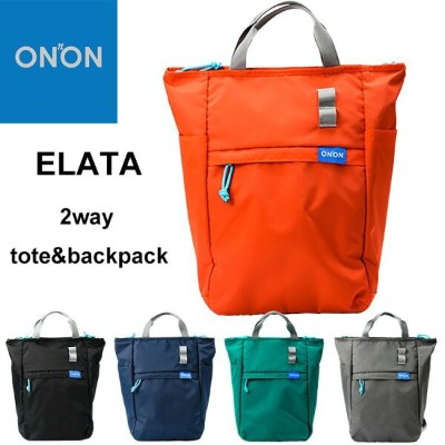 ONNON ELATA 2way リュックサック バックパック トートバッグ レディース メンズ 大人 キッズ 子供 小さめ 旅行 旅行バッグ 女性 男性 日帰り 通勤 通学 リュック トート...