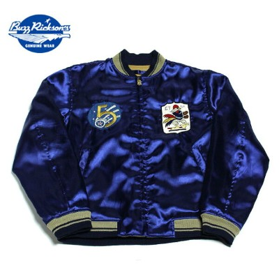 "No.BR13767 BUZZ RICKSON'Sバズリクソンズ""SATIN TOUR JACKET"""