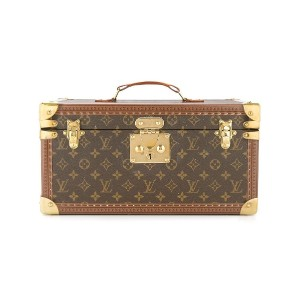 LOUIS VUITTON PRE-OWNED Bouteilles コスメポーチ - ブラウン