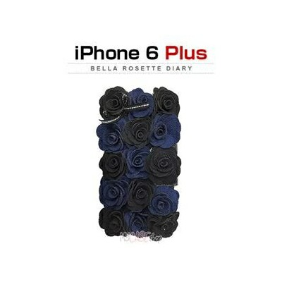 その他 Mr.H iPhone6 Plus Bella Rosette Diary ds-1823579