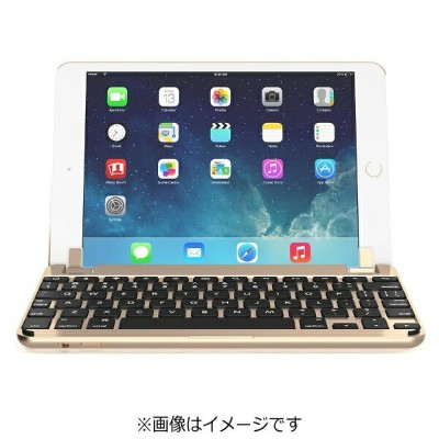 BRYDGE iPad mini 3/2/1用 BRYDGE 9.7 ゴールド BRY5003[BRY5003]