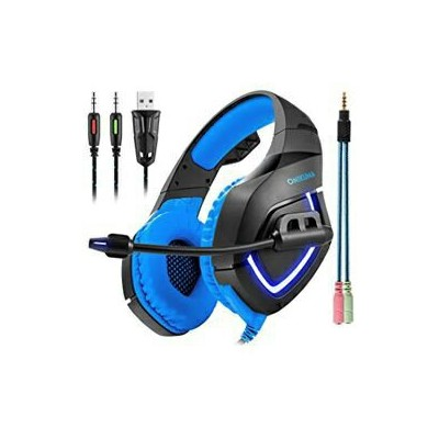 LIMON GAMING HEADSET BLUE[BLHS01BL]