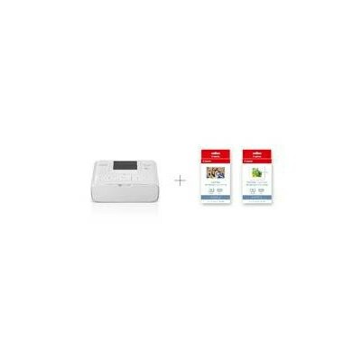 CANON/キヤノン SELPHY CP1300 カードプリントキット(ホワイト) CP1300CARDPRINTKIT(WH)