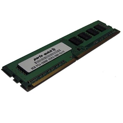 8GB Memory for Supermicro A1SA7-2550 Motherboard DDR3 PC3-12800E ECC RAM Upgrade (PARTS-クイック BRAND)...