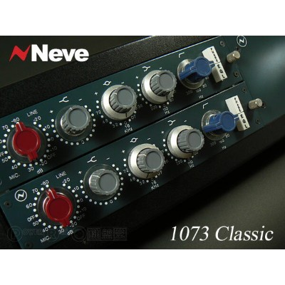 AMS Neve 1073 3U Rack 2ch Bundle - Fully Fitted with 2x 1073 modules 【国内正規品】【プライスダウン!】【代金引換不可】...