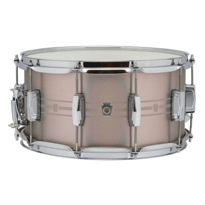 Ludwig 《ラディック》 LSTLS0714 [Heirloom Stainless Steel Snare Drum] ※お取り寄せ品