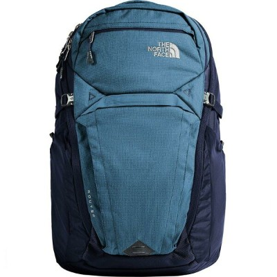 (取寄)ノースフェイス ルーター 40L バックパック The North Face Men's Router 40L Backpack Dish Blue Dark Heather/Urban...