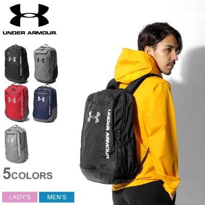 UNDER ARMOUR アンダーアーマー リュックサック ハッスル バックパック LDWR HUSTLE BACKPACK LDWR 通学 通勤 高校生 女子 大容量 誕生日プレゼント 結婚祝い...