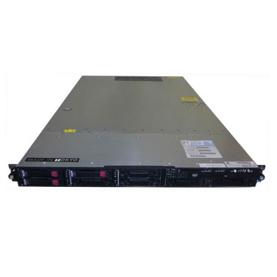 HP ProLiant DL320 G6 505768-B21 2.5インチモデル【中古】Xeon E5620 2.4GHz/4GB/73GB×2