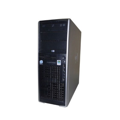 HP WorkStation XW4400 (ET115AV) WindowsXP 中古ワークステーション Core2 Extreme QX6700 2.66Ghz/4GB/250GB×2...