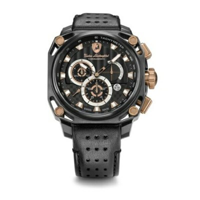 ランボルギーニ 腕時計 時計 Tonino Lamborghini 4 Screws Chronograph Watch 4850