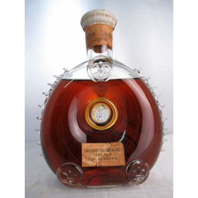 REMY MARTIN LOUIS XIII VERY OLD Age unknown レミーマルタン ルイ13世 ベリーオールド エイジ アンノウン コニャック ブランデー【希少】【レア】...
