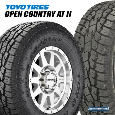 LT275/65R20 TOYO OPEN COUNTRY A/T 2 オールテレーン LT 275/65-20 of