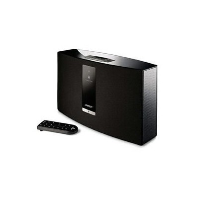 SOUNDTOUCH20 3BLK ボーズ Wi-Fi/Bluetooth対応ワイヤレススピーカー(ブラック)サウンドタッチ20シリーズ3 BOSE SoundTouch 20 Series III...