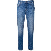 7 For All Mankind Vintage Robertson ストレートジーンズ - ブルー