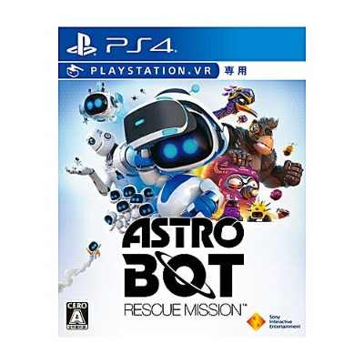 ASTRO BOT:RESCUE MISSION PS4 (PlayStationVR専用) PCJS-66026