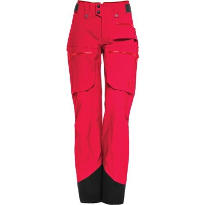 ノローナ レディース スキー スポーツ Lofoten Gore-Tex Pro Pants - Women's Jester Red