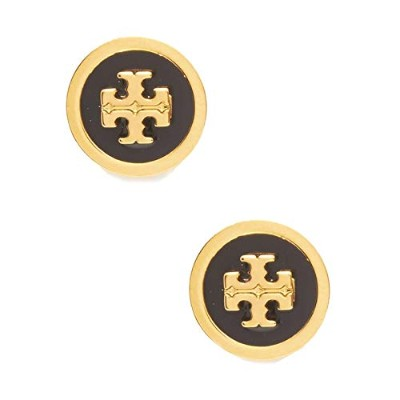 (トリー バーチ) TORY BURCH LACQUERED RAISED LOG STUD EAARING ピアス #40827 010 並行輸入品