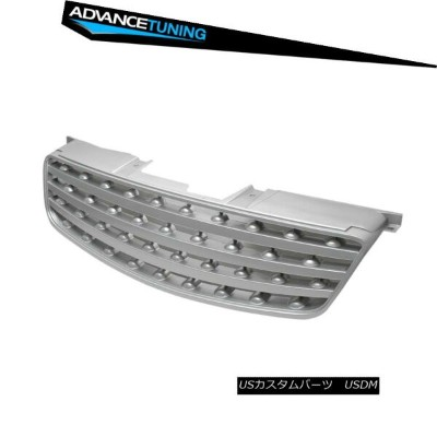 USグリル Fit For 05 06 Nissan Altima S SE SL Upper Grille Grill Silver New - Silver Fit For 05...