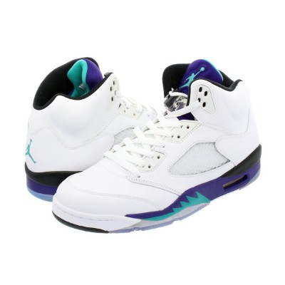 NIKE AIR JORDAN 5 RETRO 【GRAPE】 ナイキ エア ジョーダン 5 レトロ WHITE/GRAPE/ICE/BLACK