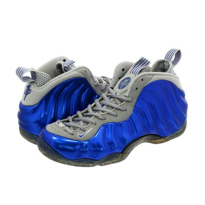 NIKE AIR FOAMPOSITE ONE ナイキ フォームポジット ワン ROYAL BLUE/WOLF GREY