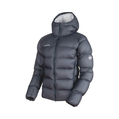 【ポイント10倍】【送料無料】マムート MAMMUT Meron IN Hooded Jacket AF Men / marine−white品番:1013-00740【2019/02/09 20...