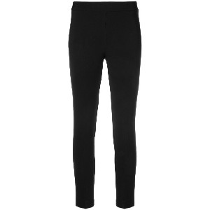 P.A.R.O.S.H. cropped trousers - ブラック